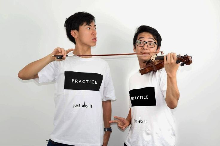 Twoset Violin takes on the ultimate challenge, to raise the $50,000 they need to embark on their first world tour!
