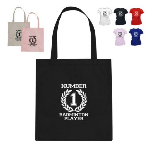 #Number 1 badminton #player olympics gift #cotton tote bag,  View more on the LINK: 	http://www.zeppy.io/product/gb/2/361568609337/