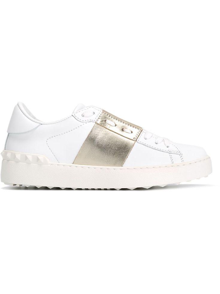 Valentino Garavani 'open' Sneakers - Biondini Paris - Farfetch.com