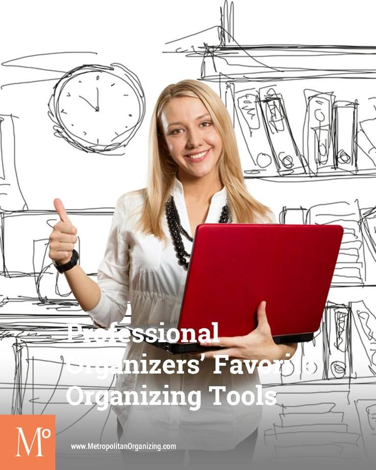 Professional Organizer Geralin Thomas invites her colleagues to share their favorite organizing tools! Check their list here.