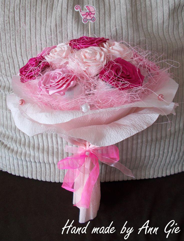 Nappy bouquet