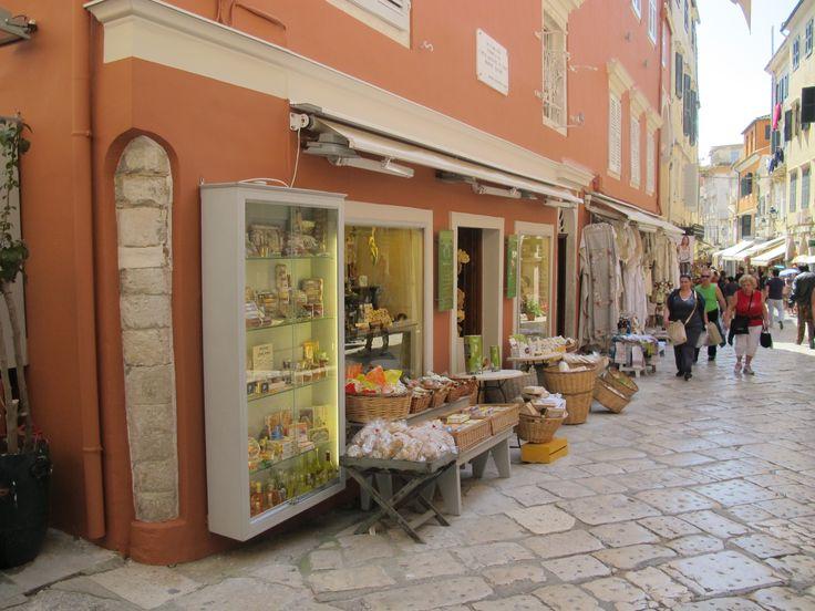 25 Filarmonikis street - Corfu Greece