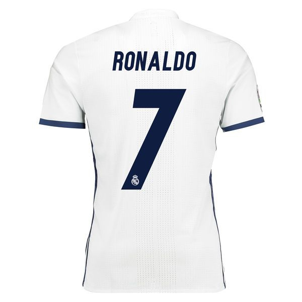 b236d2a8522 2016/17 Cristiano Ronaldo Jersey Number 7 Home Men's Replica Real Madrid  Team