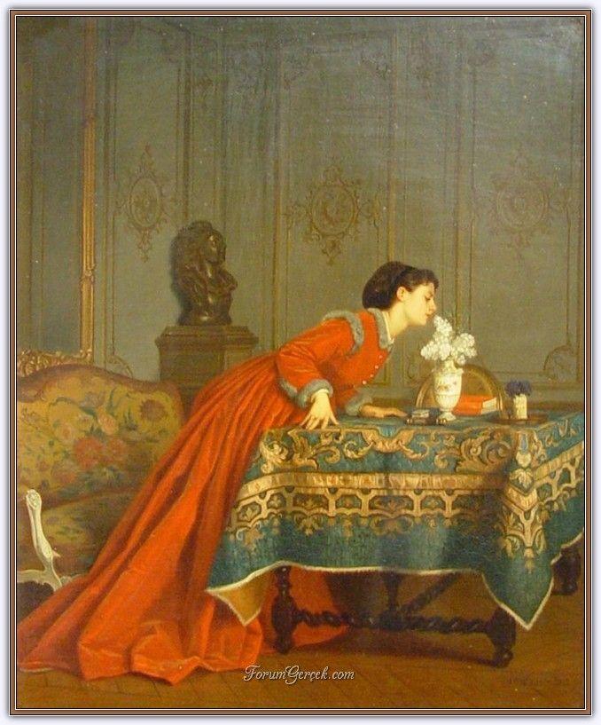 Auguste Toulmouche (1829 - 1890) | Fransız Neoklasik Ressam - Sayfa 2 - Forum Gerçek