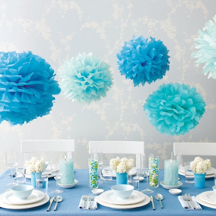 TheHome - Today's TheHome: Style-Savvy Party Hang-Ups