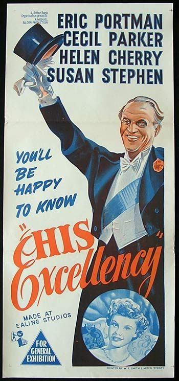 Image result for british film posters jack warner