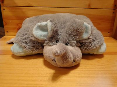 Cute Names For Elephant Pillow Pets : 56 best images about Pillow pets on Pinterest Dog pillows, Toys and Dinosaurs