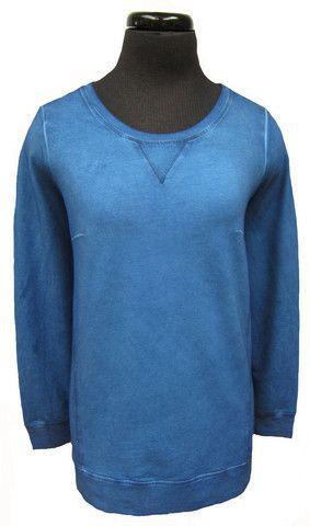 MC-Long sleeve crew neck sweatshirt (9424)