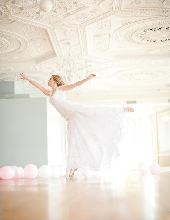 ballerina brides