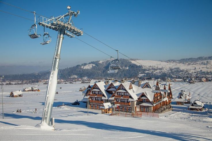 Booking.com: Hotel Zawrat Ski Resort & SPA - Białka Tatrzanska, Polska