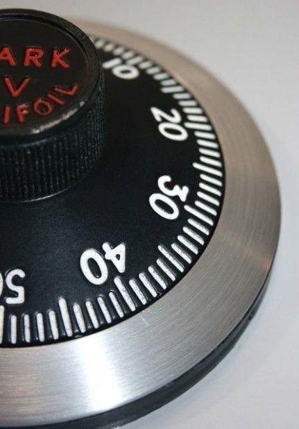 Used Chubb Mark Iv Manifoil Combination Lock Lock