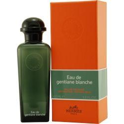 EAU DE GENTIANE BLANCHE - Hermes - EAU DE COLOGNE SPRAY 100 ml - Dames Parfum - TopParfumerie