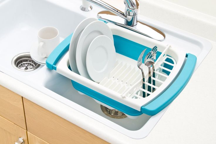 14 Best Over The Sink Dish Drainer Images On Pinterest
