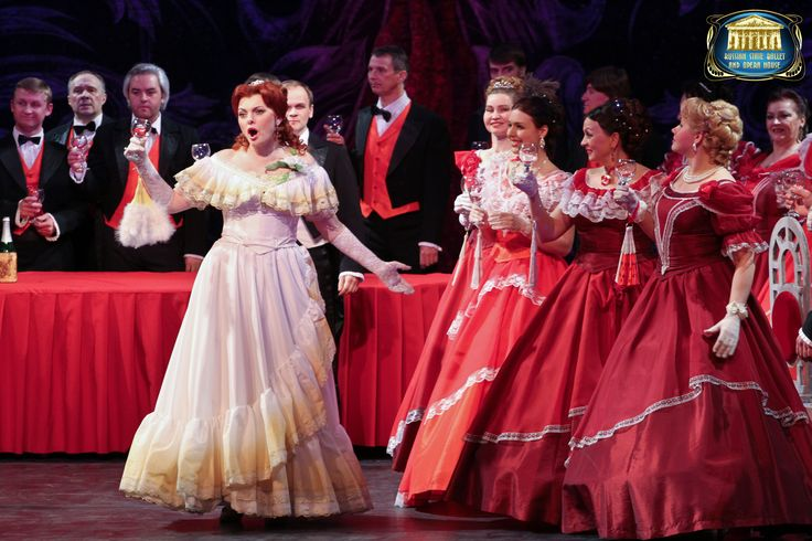 Russian State Ballet & Opera House present: La Traviata. With live orchestra. http://www.dorkinghalls.co.uk/index.cfm?articleid=10757&eventid=12521