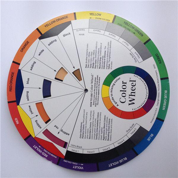 Бесплатная доставка 1 шт. тату перманентный макияж аксессуары цветовое колесо, принадлежащий категории Чернила для татуировок и относящийся к Красота и здоровье на сайте AliExpress.com   Alibaba Group