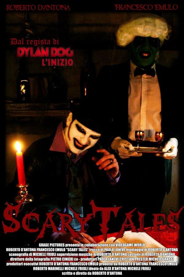 Scary Tales (TV Series 2012- ????)