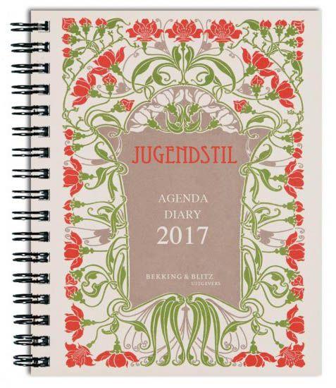 Het samenstellen van de Jugendstil agendavan uitgeverij Bekking & Blitz is elk jaar weer een feest. Welk drukwerk en welke boekbanden kiezen we uit? Wat zetten we op de cover? Dit jaar viel de…