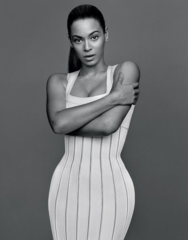 Beyonce for The Gentlewoman