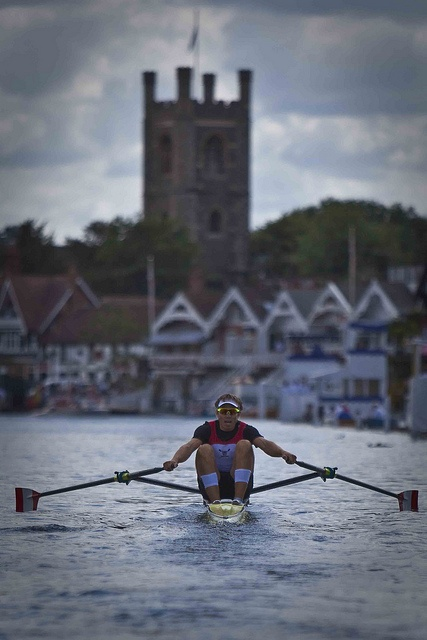 Rower at Henley
