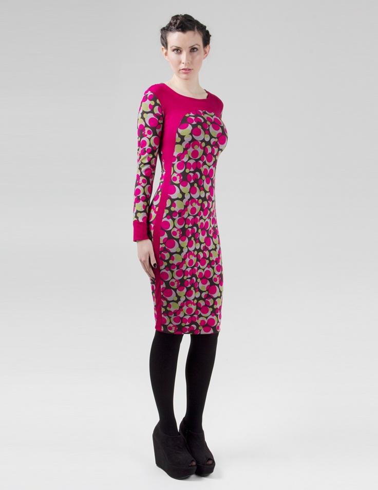 Bubbly dress    By me on FASH.co.nz