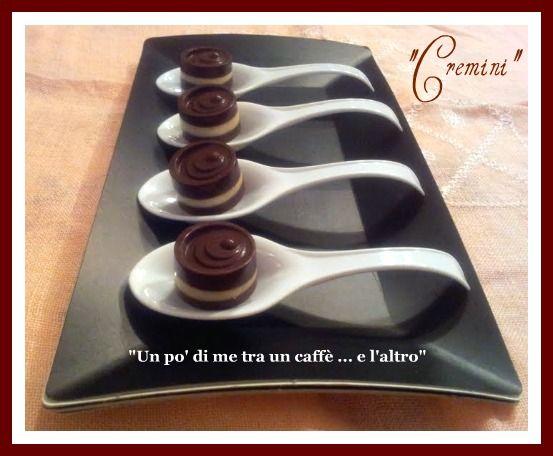 Cioccolatini Cremini, ricetta dolce