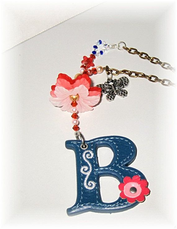 85 Best Rear View Mirror Charms Images On Pinterest
