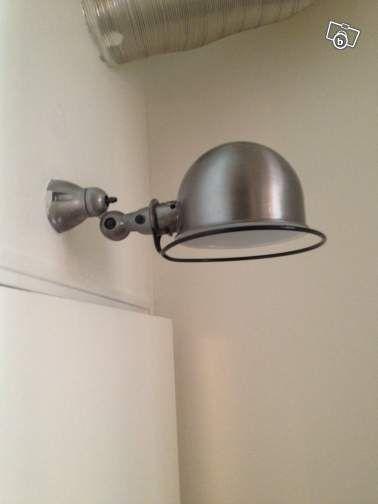 Lampe / applique authentique Jielde Décoration Paris - leboncoin.fr
