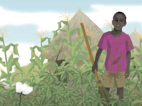 A Good Trade book Trailer. The story of a young boy in Uganda searching for the perfect expression of gratitude