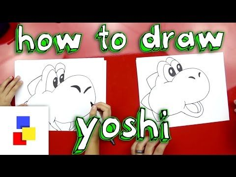 how to draw mario for kids