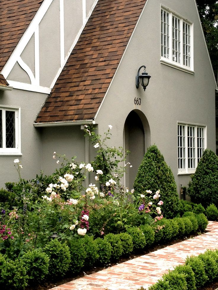 Best 14 Best Brown Roof Gray House Images On Pinterest 400 x 300