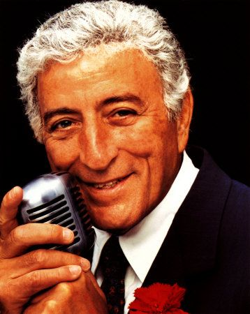 Tony Bennett -- met him during his painting exhibit at the Hilton Hawaiian Village hotel. Did not know before then that he's also a talented artist!
