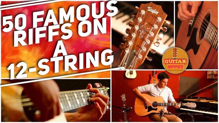 7 Classic Rock Guitar Riffs Every Beginner Guitar Player ...