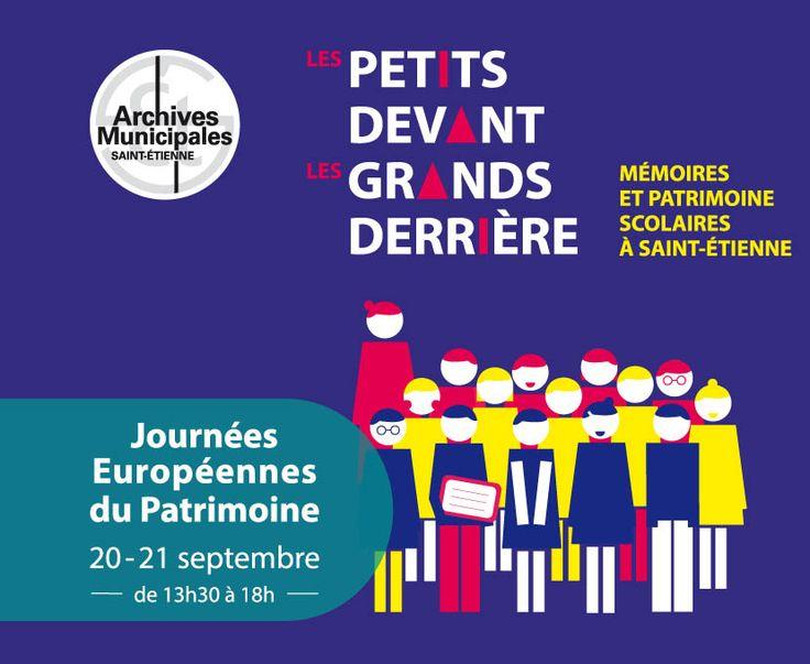 Site des Archives Municipales de Saint Etienne