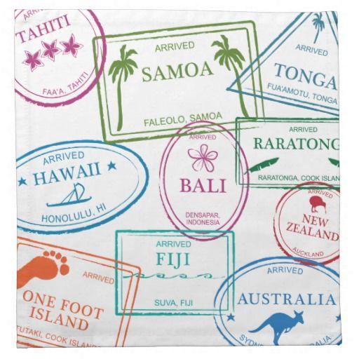 tropical passport - Google Search