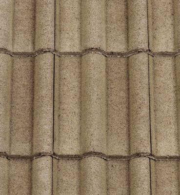 Redland 50 Double Roman Roof Tiles. Classic design at a low cost. Cotswold granular colour.