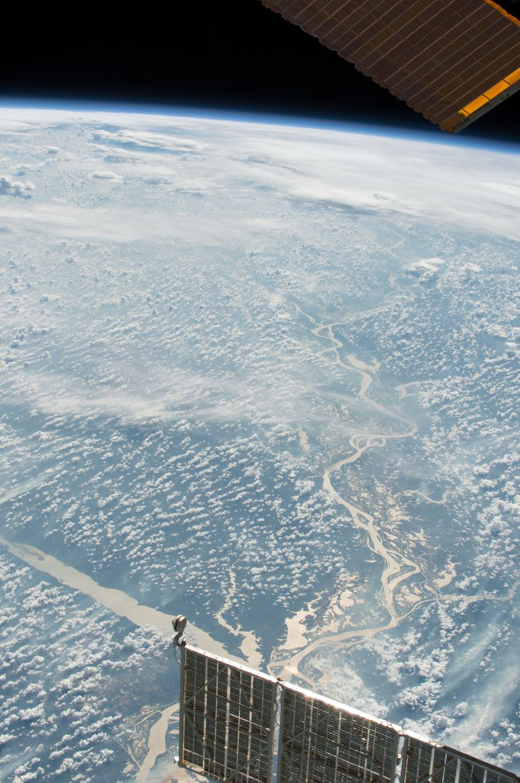 Our Living Earth ... From Space