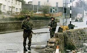 Operation Banner was the operational name for the British Armed Forces' operation in Northern Ireland from August 1969 to July 2007, as part of the Troubles. It was the longest continuous deployment in the British military's history.