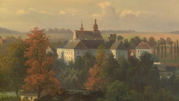 zámek Pohled