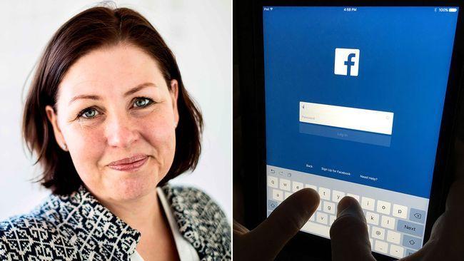 Forskaren: Så ska du förhålla dig till nyheter i sociala medier | SVT Nyheter