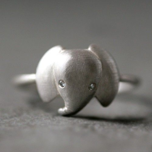 elephant ring ♥