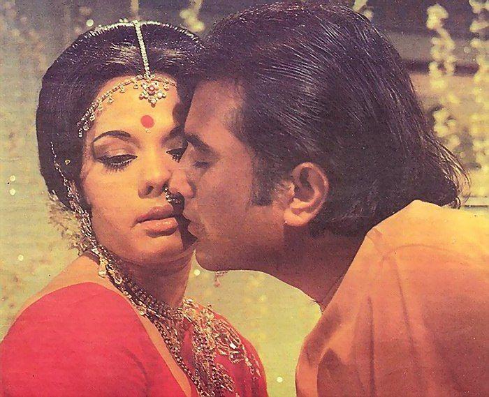 Rajesh Khanna & Mumtaz