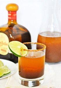 Tamarindo Margarita Recipe - had these in Cabo, best  ever!!!