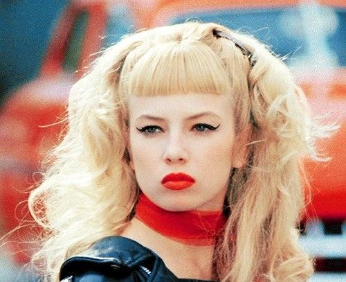 Wanda, i idolized her growing up.
