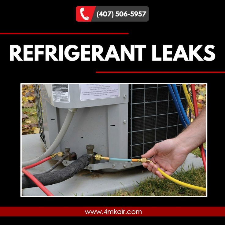 If your air conditioner is low on refrigerant, either it