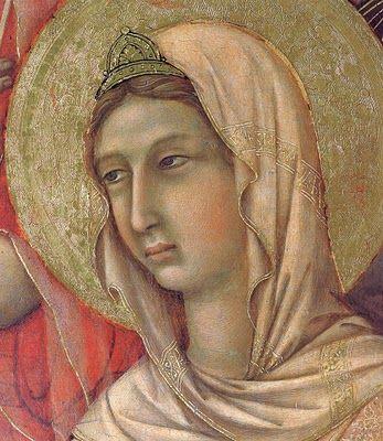 Duccio di Buoninsegna (1255-1319) The Maest?