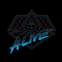 Daft Punk Alive Live 2007 på Vinyl - Pris: 130 - 250kr.