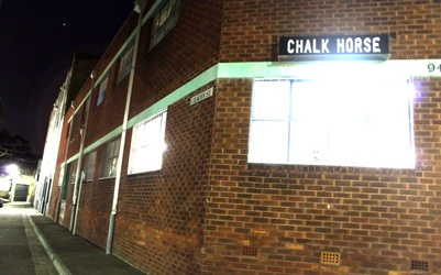 Chalk Horse gallery space