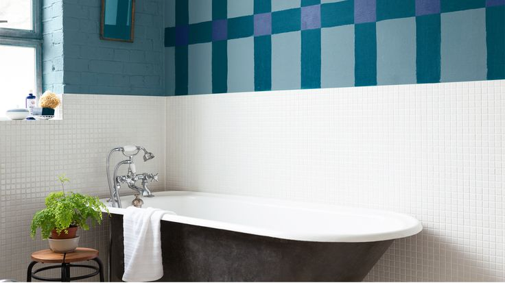 Dr Dulux: How to paint over tiles