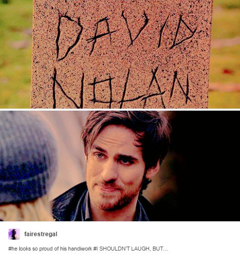 I mean he did have to write it with his hook which can't be easy