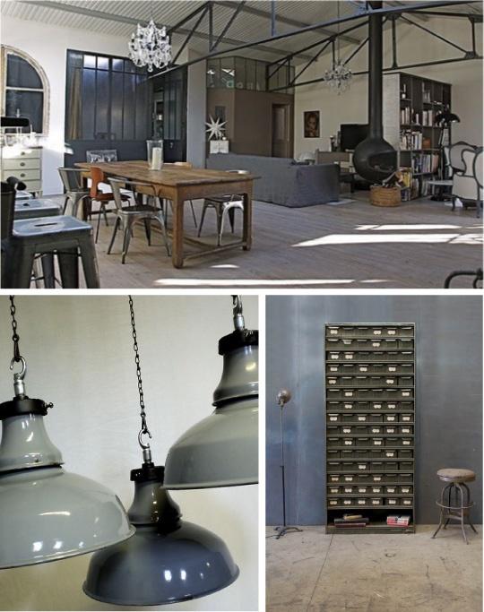Loft spaces
